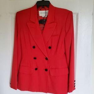 Hugo Buscati 2pc Skirt Suit
